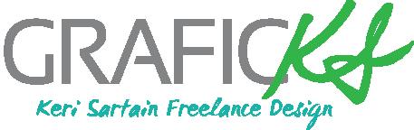 Keri Sartain Freelance Graphic Design Logo