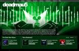 Deadmau5 Vinyl Design - iTunes Artist Page